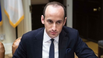 Stephen Miller's 'Terrific Meeting' With Trump (And Attempts To Wax Poetic About Baseball) Drew Lots Of Jeers From Social Media