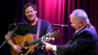 Sturgill Simpson Honors His Friend John Prine With A Cover Of 'Paradise'