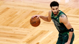 Jayson Tatum Is Using An Inhaler Before Games But Thinks He Is 'Very Close' To Full Health After COVID-19