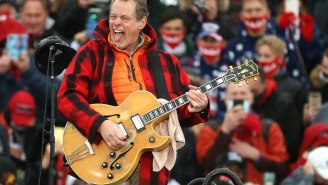 Far-Right Rocker Ted Nugent Went On A Baffling Rant About 'COVID 1 Through 18' After His Tour Was Canceled