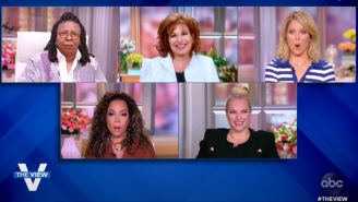 'The View' Ladies (Except For Meghan McCain) Got Carried Away Over Regé-Jean Page Leaving 'Bridgerton'