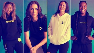 TOGETHXR Wants To Disrupt The 'Vicious Cycle' Women's Sports Are Stuck In