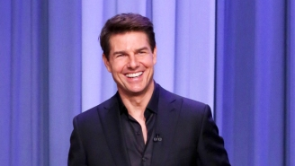Tom Cruise Reportedly Saved A Co-Star From Spinning Helicopter Blades Back In The 1980s