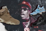 SNX DLX: Featuring The First Travis Scott Nike Collab Of The Year And University Blue Jordan 4s