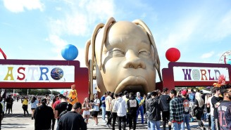 Travis Scott Celebrates His Birthday By Announcing The 2021 Astroworld Festival