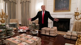 Trump's Ex-Bodyguard Is Still Waiting For The Former-President To Pay Him Back For A $130 McDonald's Order