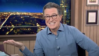 Stephen Colbert's Months-Long Refusal To Say Trump's Name Has Been Exposed, So He Needs A New Nickname