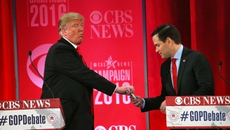 Trump Has Endorsed Marco Rubio, Putting A Real End To Rumors That Ivanka Would Run For His Senate Seat