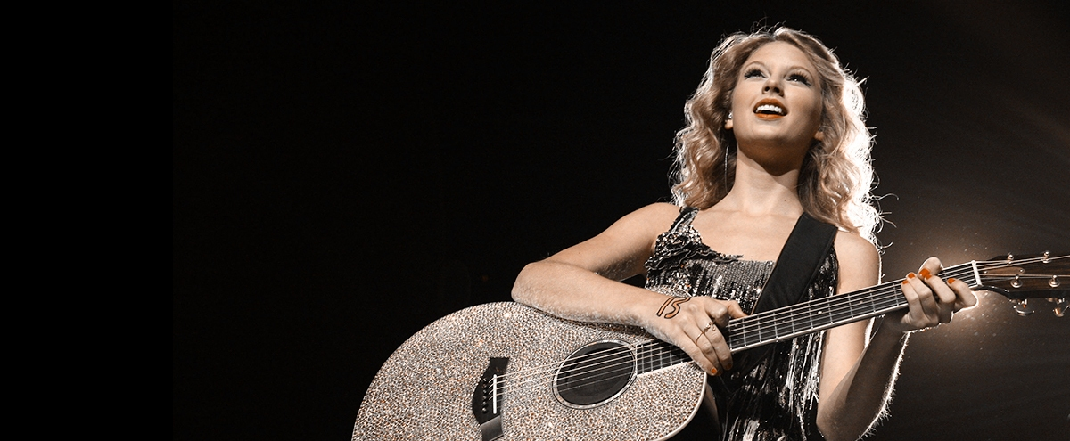 Taylor Swift Excavates And Embraces Old Selves On Her New Version Of 'Fearless'