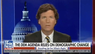Fox News Refused To Fire Tucker Carlson For His 'White Replacement' Views, Which He Later Doubled Down On