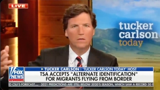 People Are Calling For Tucker Carlson 'To Go' After His On-Air Endorsement Of A White Supremacist Theory