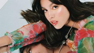Olivia Rodrigo Unveils The Cover Art And Tracklist To Her Debut Album 'Sour'