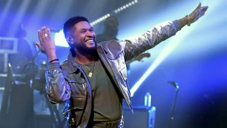 Usher Discusses His Infamous 'Usher Bucks' And His Las Vegas Residency