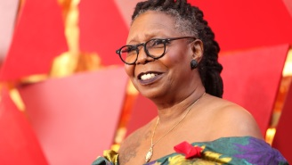 Whoopi Goldberg Is Writing A Superhero Movie About An Older Black Woman Who Saves The Earth