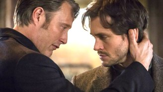 Mads Mikkelsen And Hugh Dancy Were Going To Kiss In The 'Hannibal' Finale, But It Was Deemed 'Too Obvious'