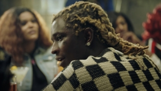 Young Thug, Gunna, Lil Baby, And YTB Trench Celebrate Good Deeds In Their Video For 'Paid The Fine'