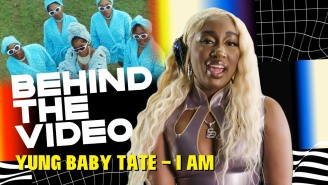 Yung Baby Tate Reveals What's Behind The 'I Am' Music Video