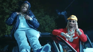 42 Dugg And Future Flaunt Their Cash And Jewels In The Flashy 'Maybach' Video