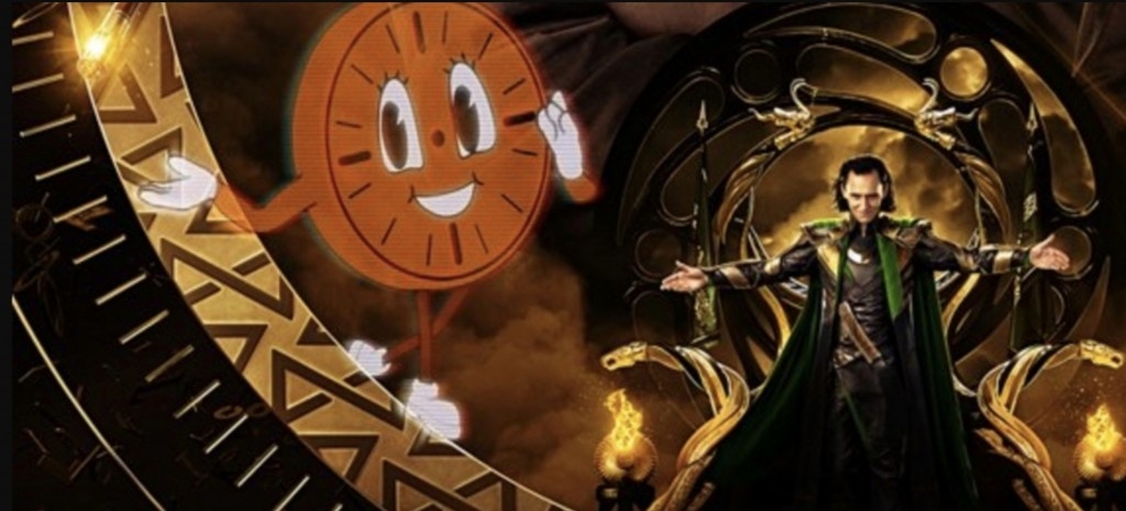 What's The Deal With The Clock In The New 'Loki' Poster?!