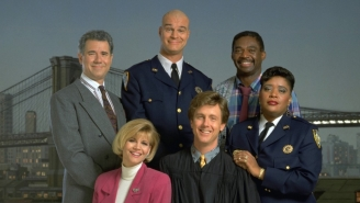 'Night Court' Is Coming Back to NBC — And John Larroquette's Dan Fielding Wouldn't Miss It
