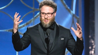 Seth Rogen Revealed His Beardless Transformation Into The Man Who Stole Pamela Anderson And Tommy Lee's Sex Tape