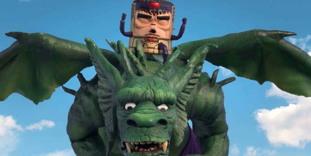 Everything You Need To Know About The Villains In 'Marvel's M.O.D.O.K.' That Are Perhaps Too Weird For The MCU