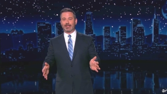 Jimmy Kimmel Poked Some Fun At 'Kentucky Fried Former President' Donald Trump For Going Off On 'Junky' Racehorse Medina Spirit