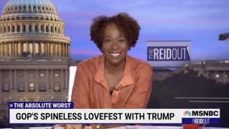 "Joy Reid Called Out Ted Cruz, Lindsey Graham, And Marco Rubio For Their ""Spineless Lovefest"" With Donald Trump"