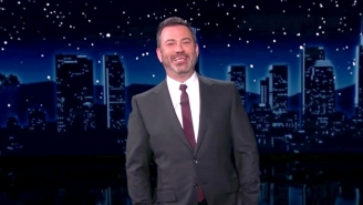 Jimmy Kimmel Roasted Michael Flynn For Botching The Words To The Pledge of Allegiance