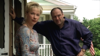Talking 'Whitecaps,' The Season 4 Finale Of The Sopranos On Pod Yourself A Gun, With David Roth