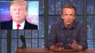 Seth Meyers Thinks Liz Cheney Is No Hero: 'Cheney Helped Lay The Groundwork For Trumpism'
