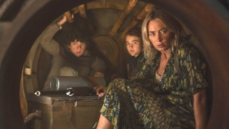 'A Quiet Place Part II' Is So Tense It Will Make Your Stomach Hurt