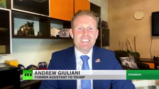 Rudy Giuliani's Son Andrew Went On Russian State TV To Complain About The Investigations Into His Dad's Sleazy Dealings