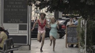 Never-Before-Seen 'Borat Subsequent Moviefilm' Footage Is Coming To Amazon Prime On May 25 —Very Nice!