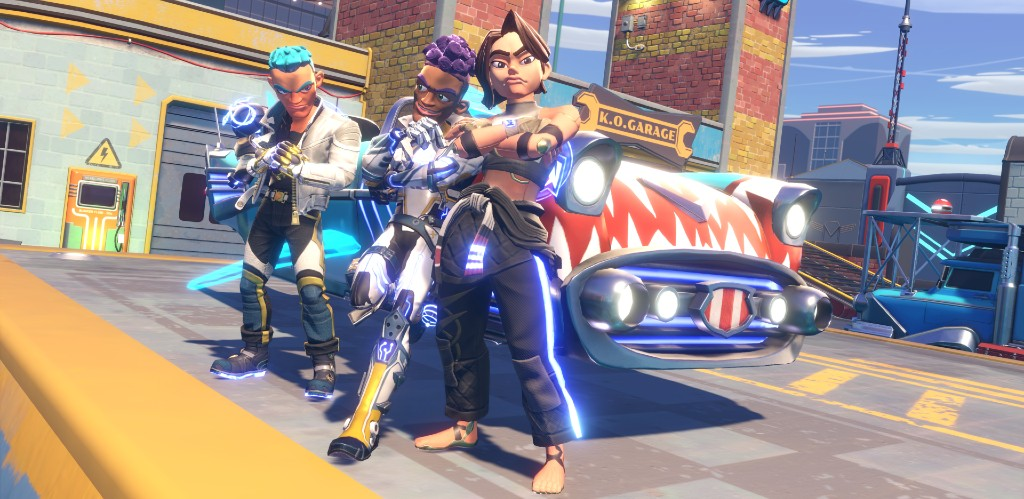 Ninja Signs Nda Fortnite Knockout City Has The Potential For Chaotic Fun If You Have The Skills To Stay In The Game