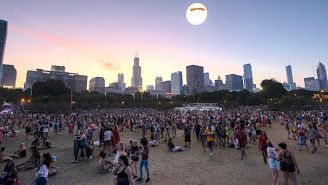 Lollapalooza 2021's Lineup Is Led By Foo Fighters, Post Malone, And Tyler The Creator