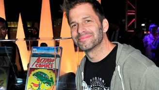 Zack Snyder Has Postponed Directing 'The Fountainhead' So 'Everyone Won't Freak Out'