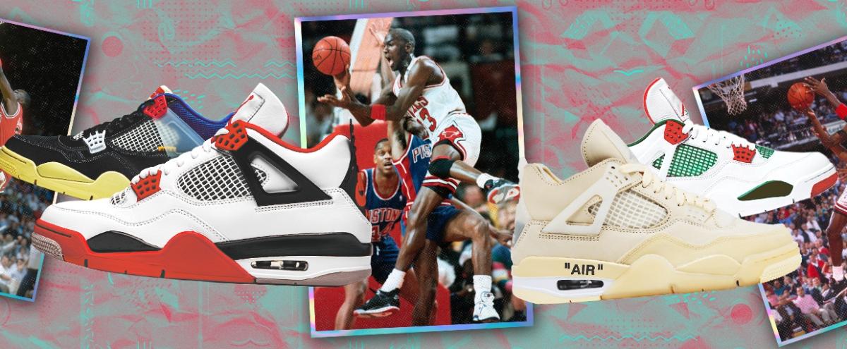 We Run Through The Best Jordan IVs Of All Time