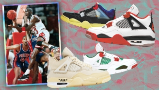 We Run Through The Best Jordan IVs Of All Time