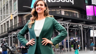 Jessica Alba Just Took The Honest Company Public And Made A Sh*t-Ton of Money