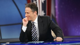 A Former CNN Intern Says Watching Jon Stewart Hand Tucker Carlson His A** Is 'Still As Cringey And Wonderful Today As It Was In 2004'