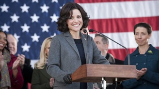 Julia Louis-Dreyfus Says She Would Love To Make More 'Veep' (DANIWAH!)