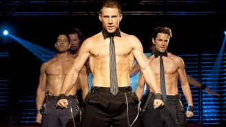 Channing Tatum Is Threatening To 'Get Better At Acting' So He Doesn't Have To Be 'Naked' In Every Movie