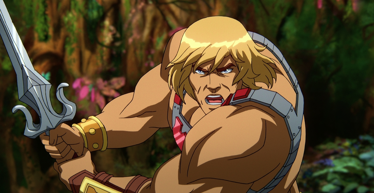 Here's A First Look At He-Man In Netflix's 'Masters of the Universe: Revelation'