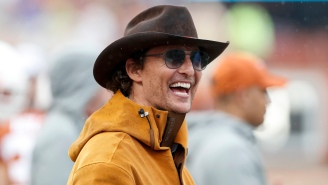 Matthew McConaughey Has Been Reportedly 'Making Calls' About A Run For Texas Governor, But Nobody Knows What He Stands For