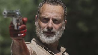 'The Walking Dead' Director Greg Nicotero Is Providing Reassurances About Those Rick Grimes Movies
