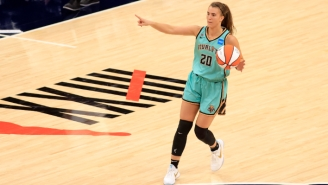 Sabrina Ionescu Made WNBA History As The Youngest Player To Notch A Triple-Double
