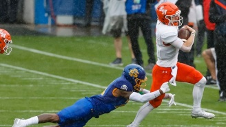 Sam Houston State Won The FCS National Title On A Last Minute Touchdown
