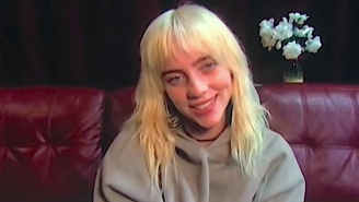 Billie Eilish Explains How A Fan Convinced Her To Go Blonde