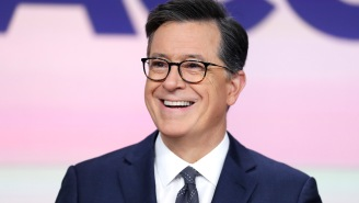 Stephen Colbert Has Discovered The Cure For 'Foxitus'
